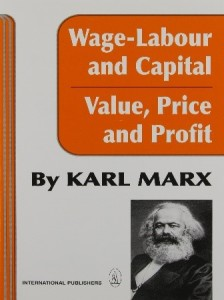 wage labour capital